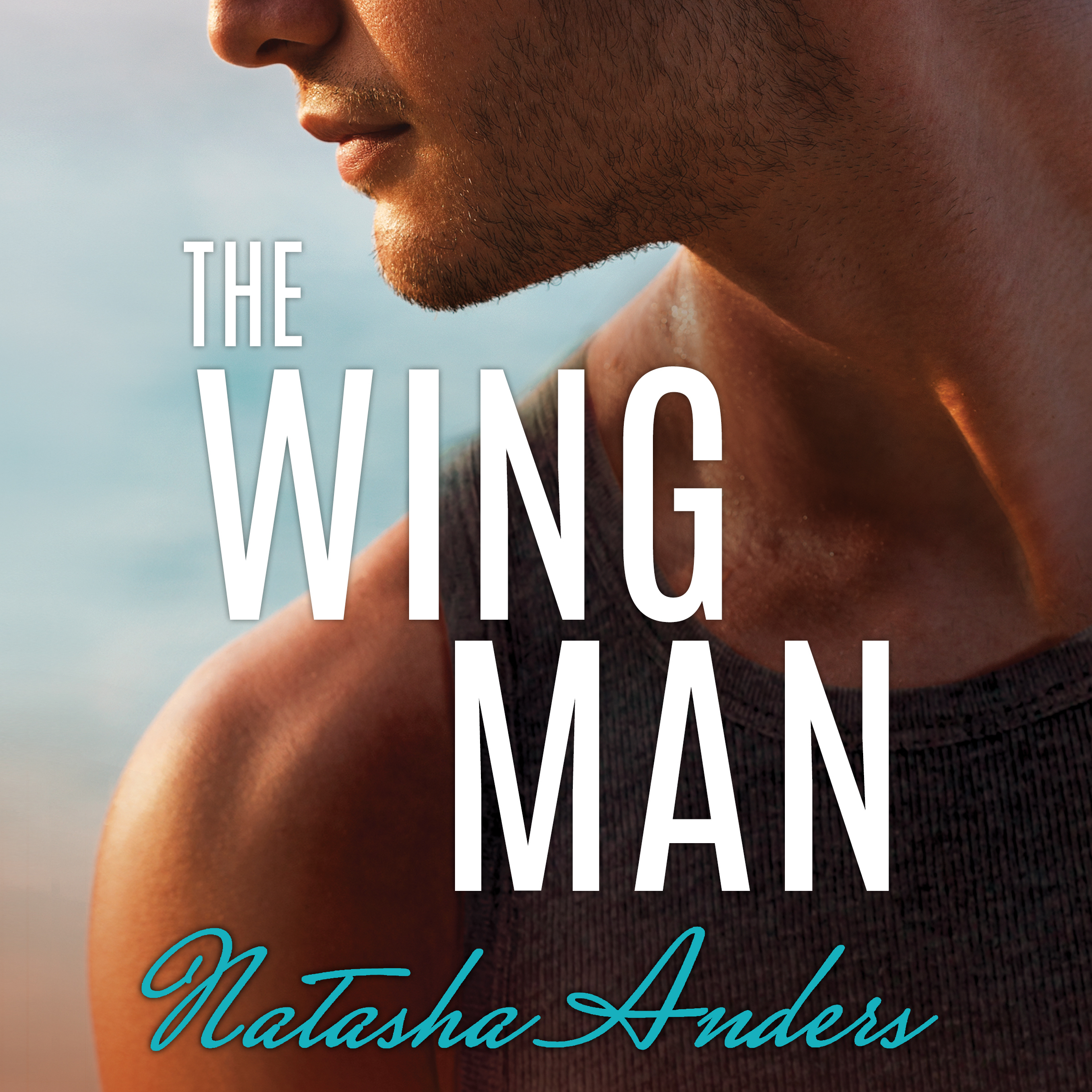 Printable The Wingman Audiobook Cover Art