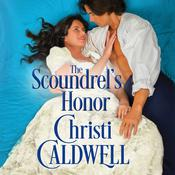 The Scoundrels Honor Audiobook, by Christi Caldwell