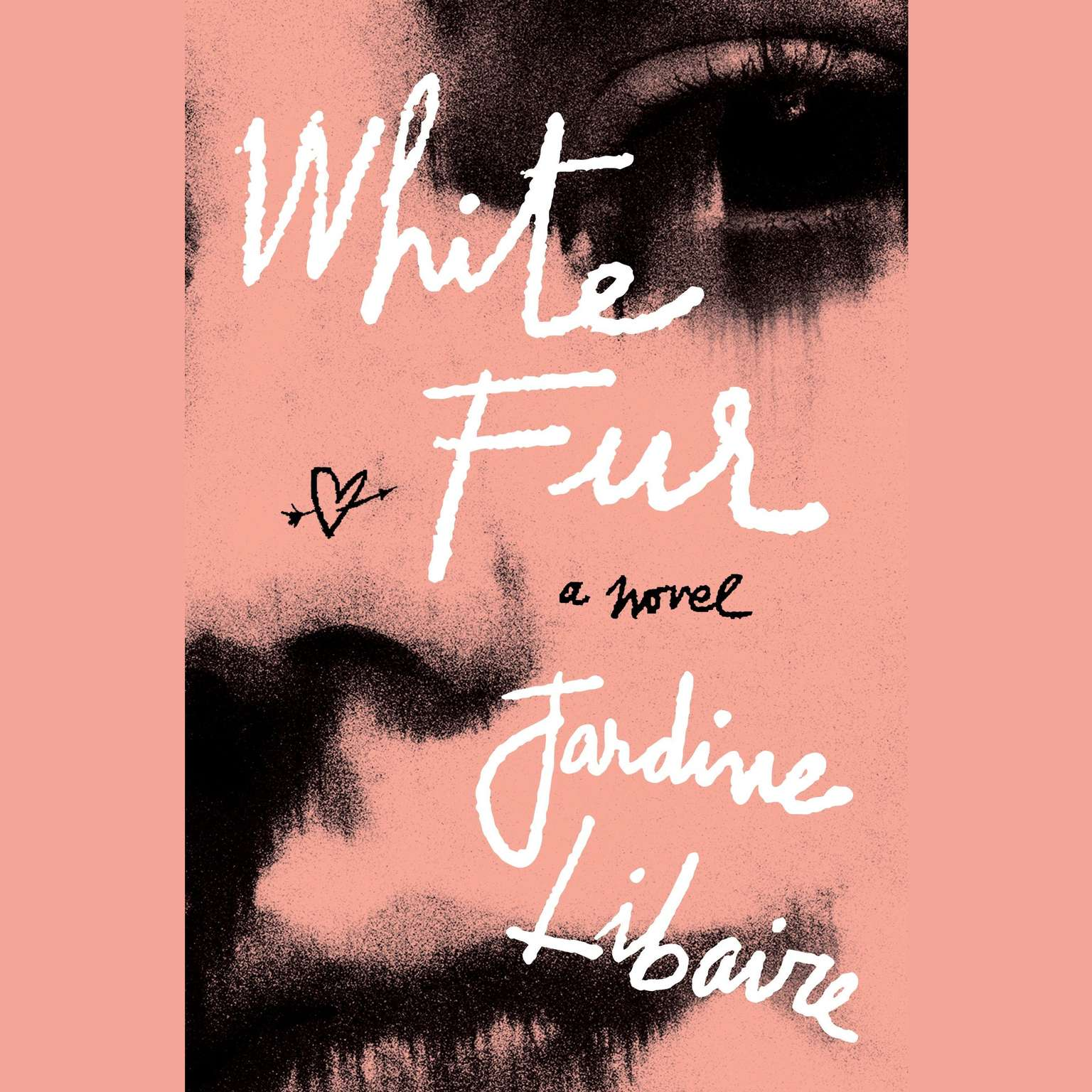 Printable White Fur Audiobook Cover Art
