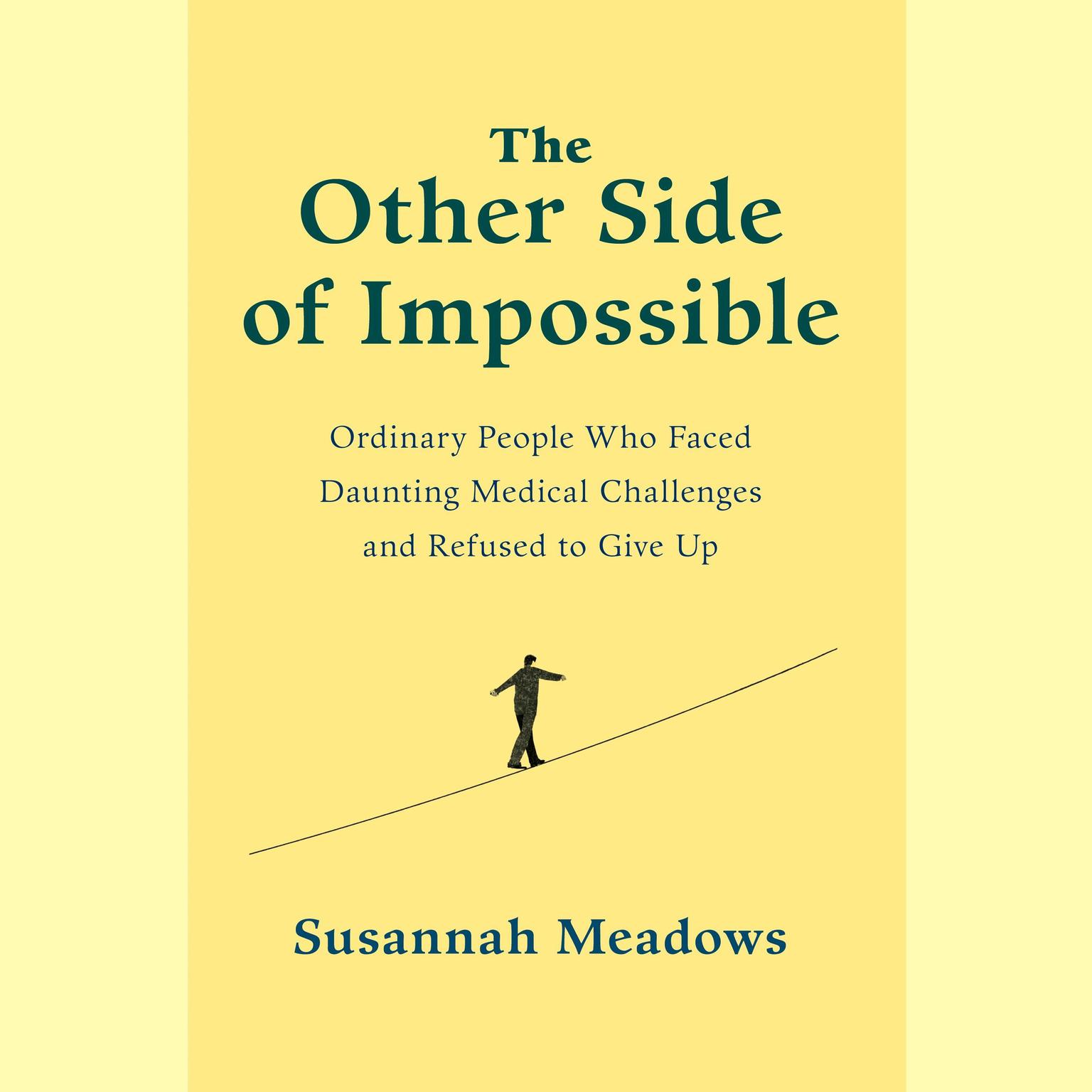 Printable The Other Side of Impossible Audiobook Cover Art