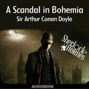 A Scandal in Bohemia Audiobook, by Arthur Conan Doyle