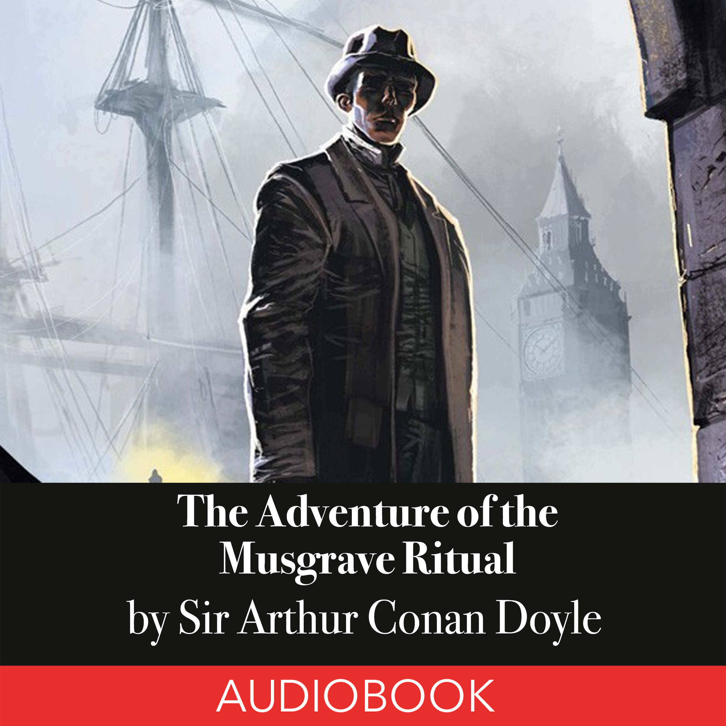 Printable The Adventure of the Musgrave Ritual Audiobook Cover Art