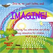 Imagine! Audiobook, by Hilary Hawkes
