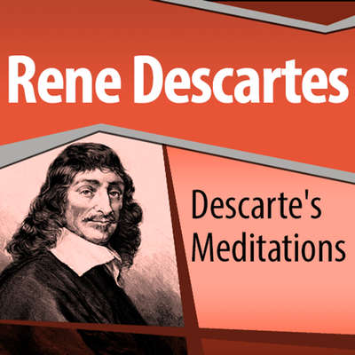 Descartes Meditations Audiobook, by René Descartes