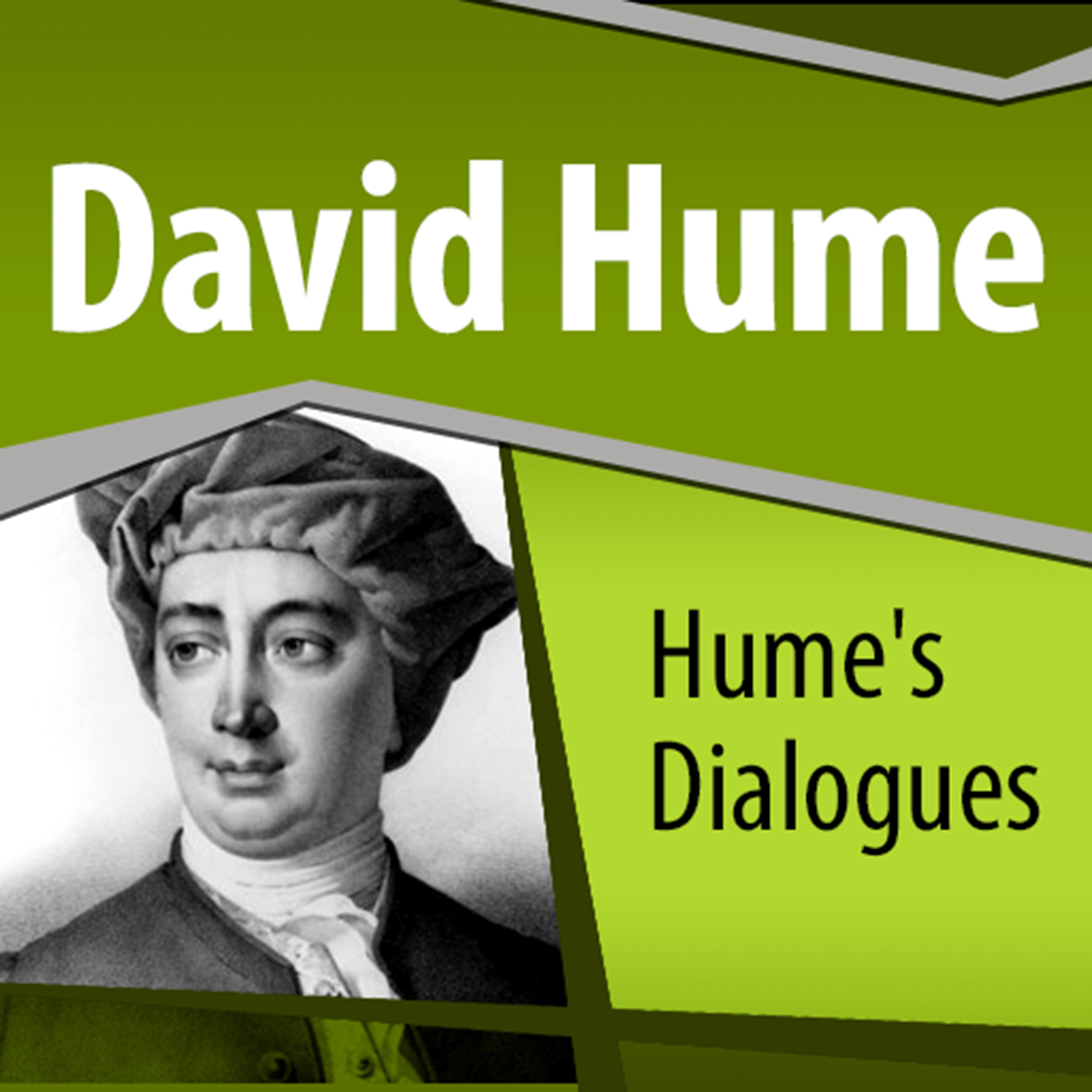 Printable Hume's Dialogues Audiobook Cover Art