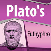 Platos Euthyphro Audiobook, by Plato