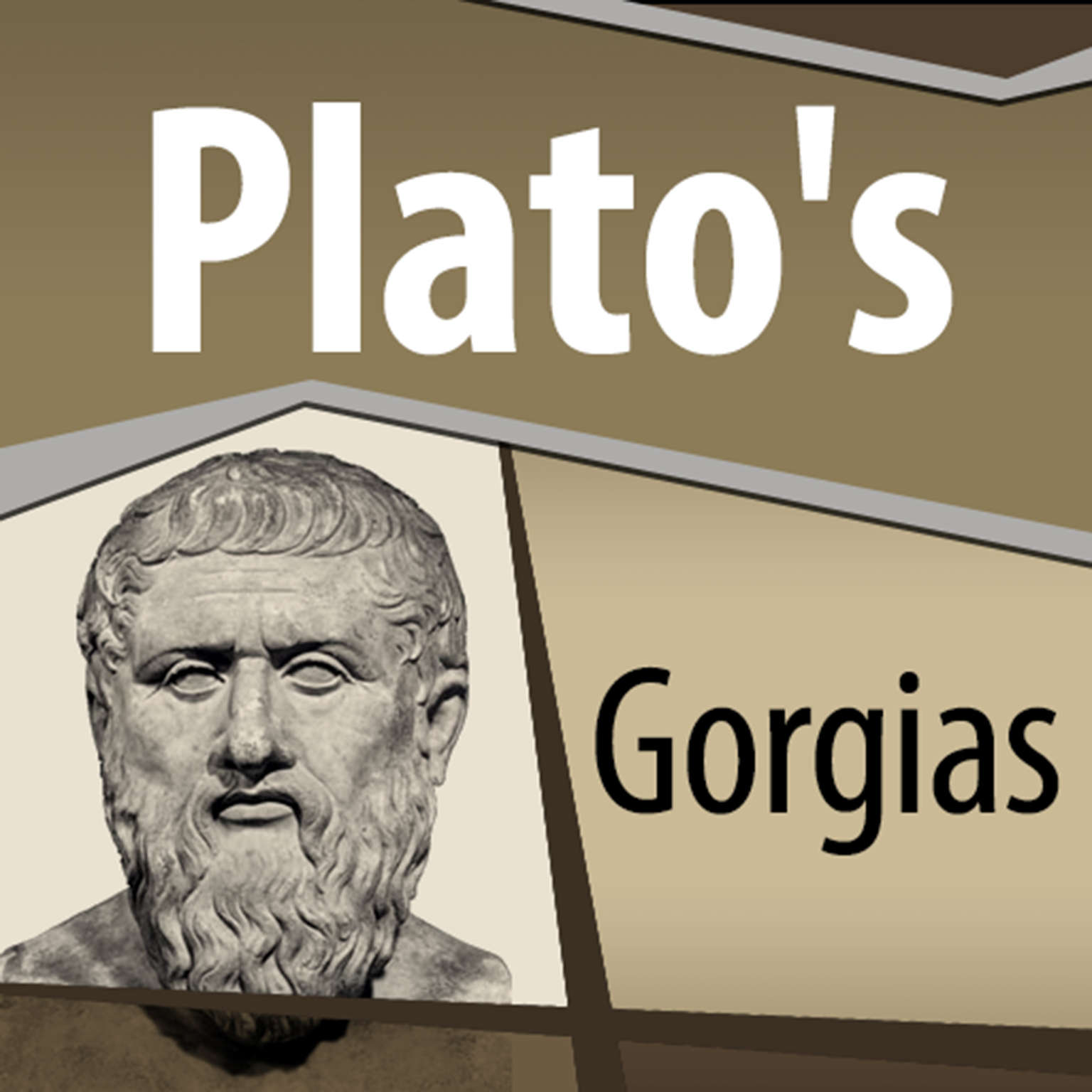 Platos Gorgias Audiobook, by Plato