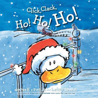 Click, Clack, Ho! Ho! Ho! Audiobook, by Doreen Cronin