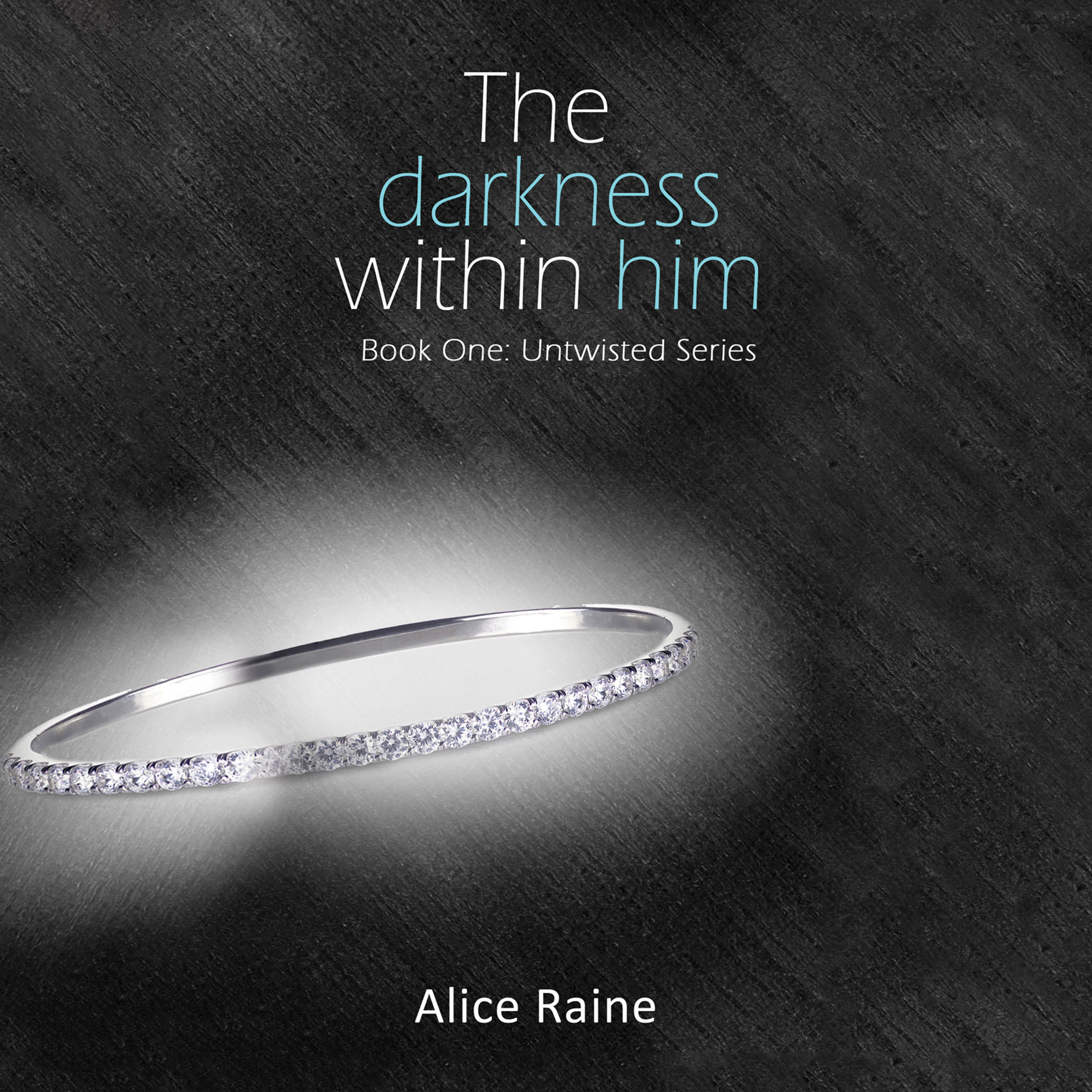 Printable The Darkness Within Him Audiobook Cover Art