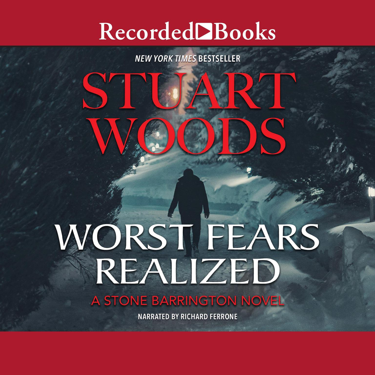 Printable Worst Fears Realized Audiobook Cover Art