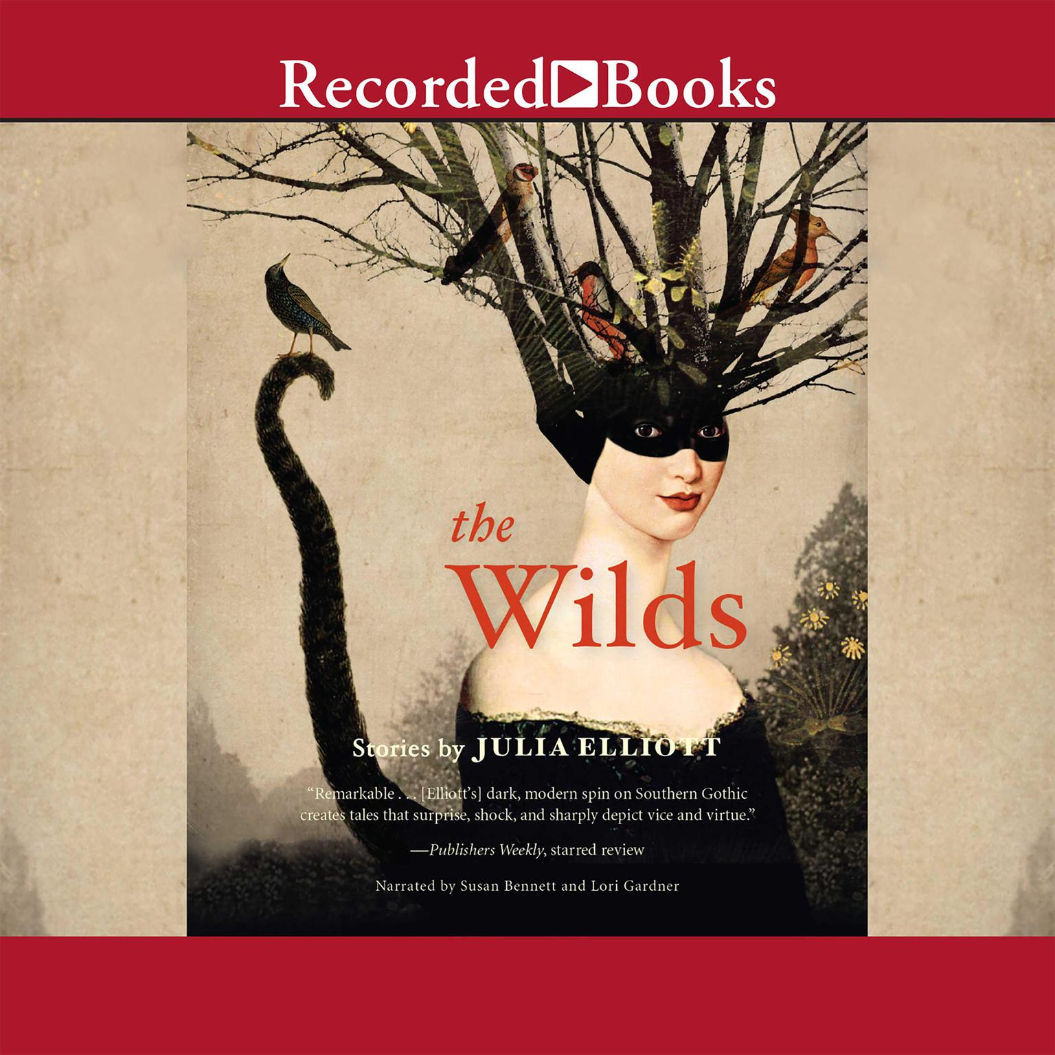 Printable The Wilds: Stories Audiobook Cover Art