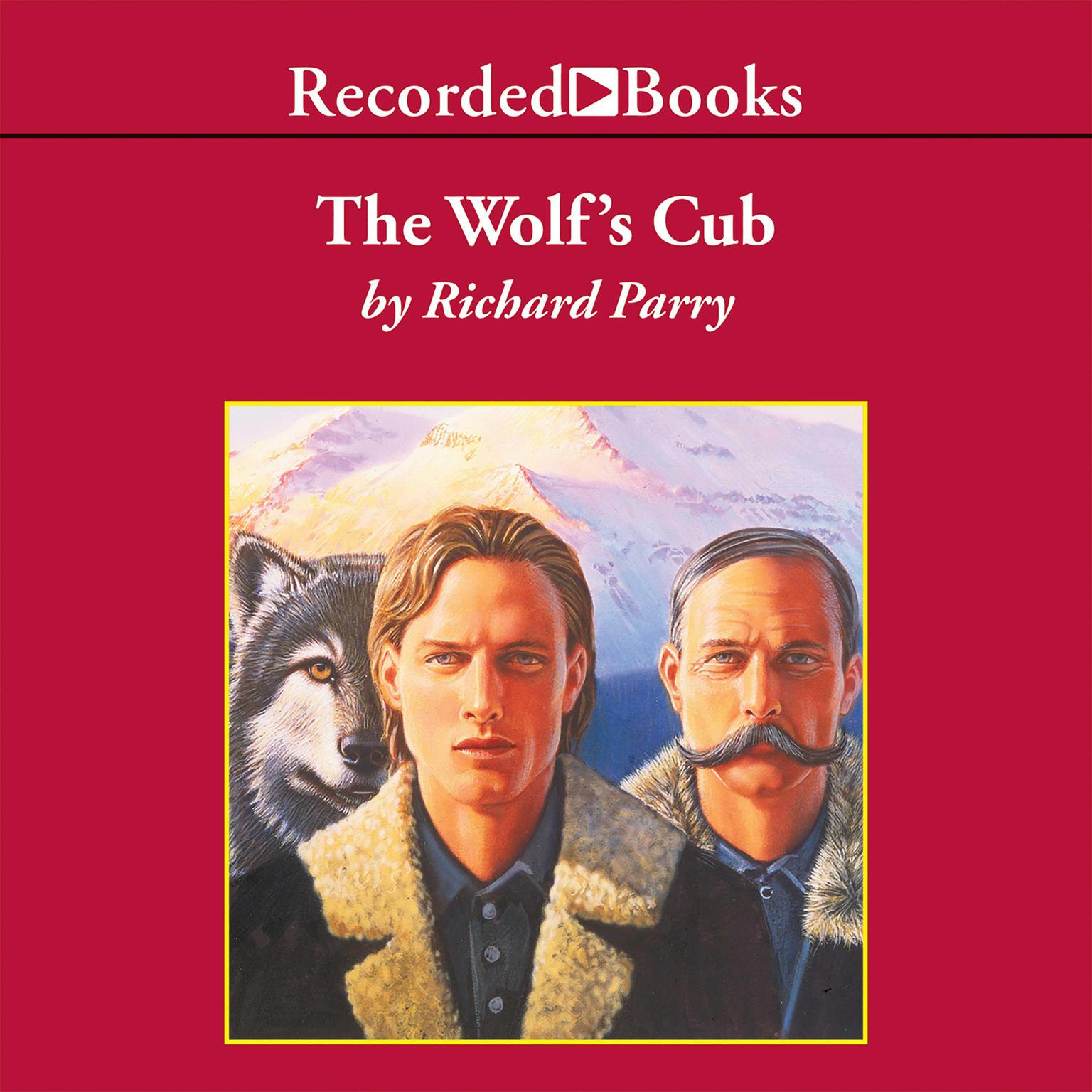 Printable The Wolf's Cub Audiobook Cover Art