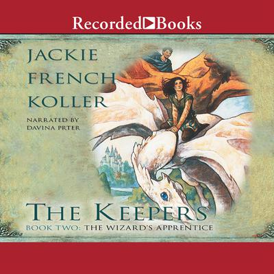 The Wizards Apprentice Audiobook, by Jackie  French Koller