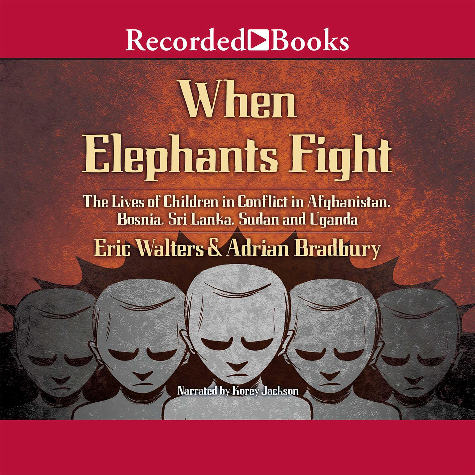 Printable When Elephants Fight Audiobook Cover Art