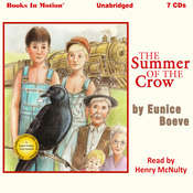 The Summer of the Crow Audiobook, by Eunice Boeve