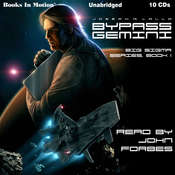 Bypass Gemini: Big Sigma Series, Book 1 Audiobook, by Joseph R. Lallo