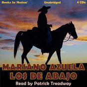 Los De Abajo Audiobook, by Mariano Azuela