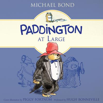 Paddington at Large Audiobook, by