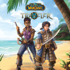 World of Warcraft: Traveler Audiobook, by Greg Weisman