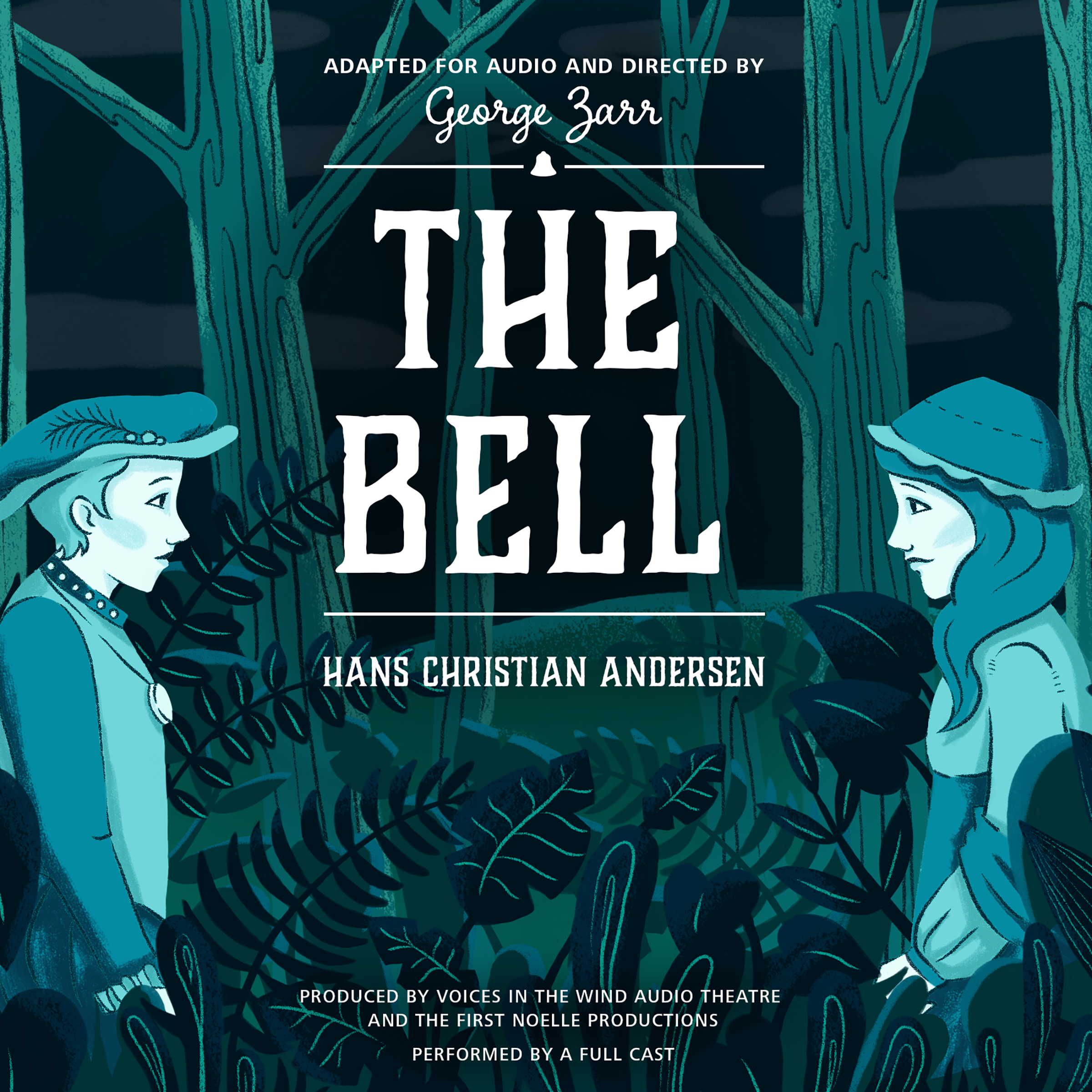 Printable The Bell Audiobook Cover Art