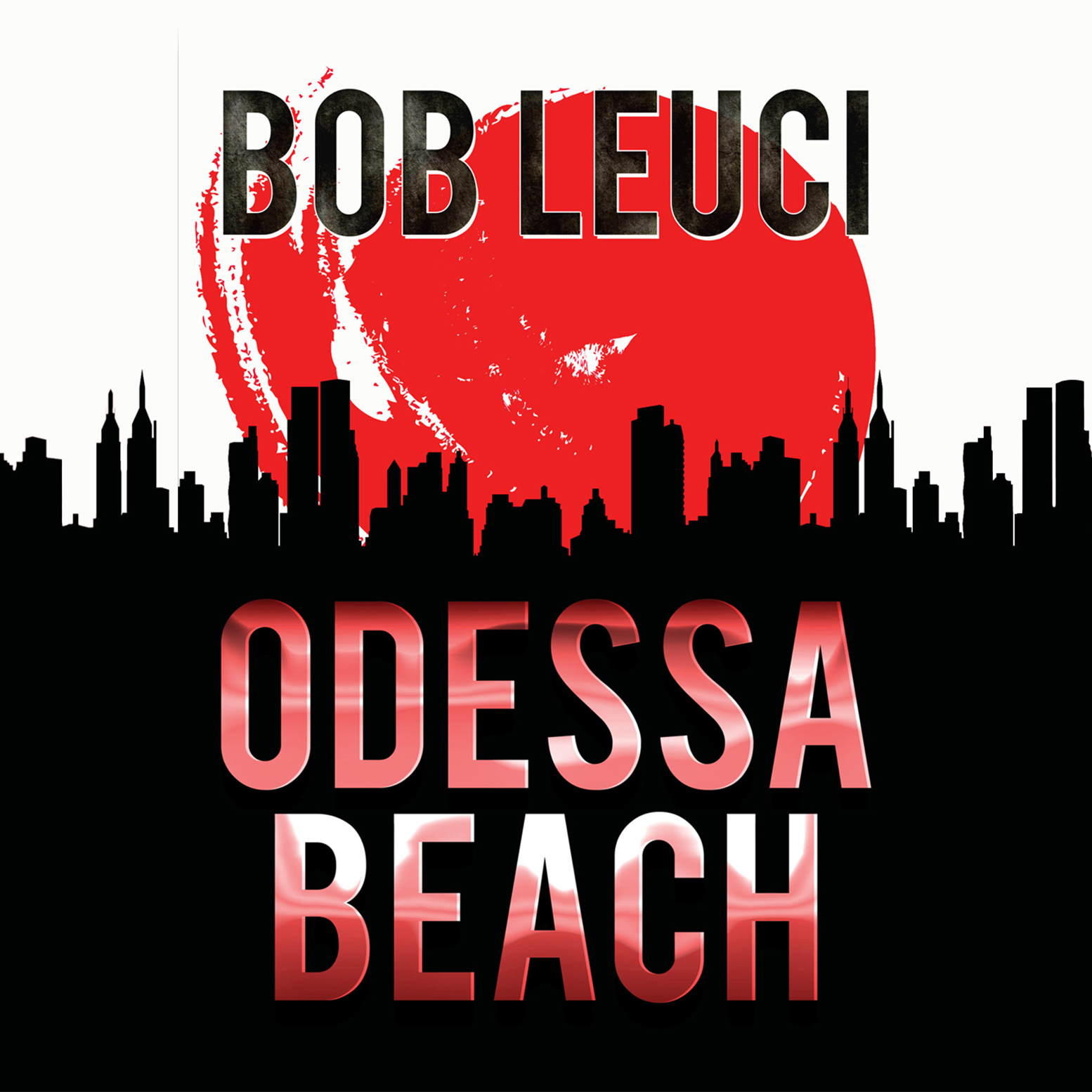 Printable Odessa Beach Audiobook Cover Art