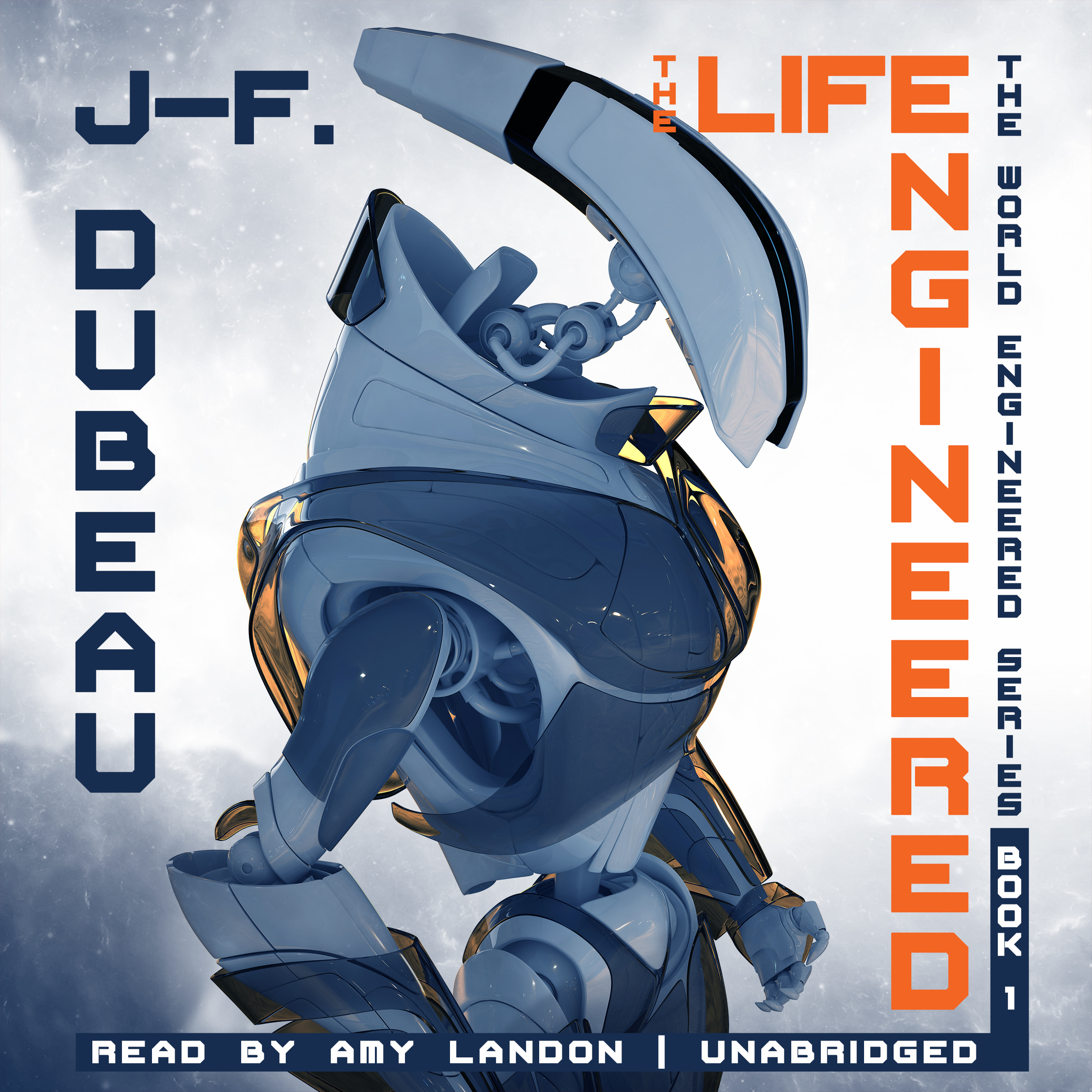 Printable The Life Engineered Audiobook Cover Art