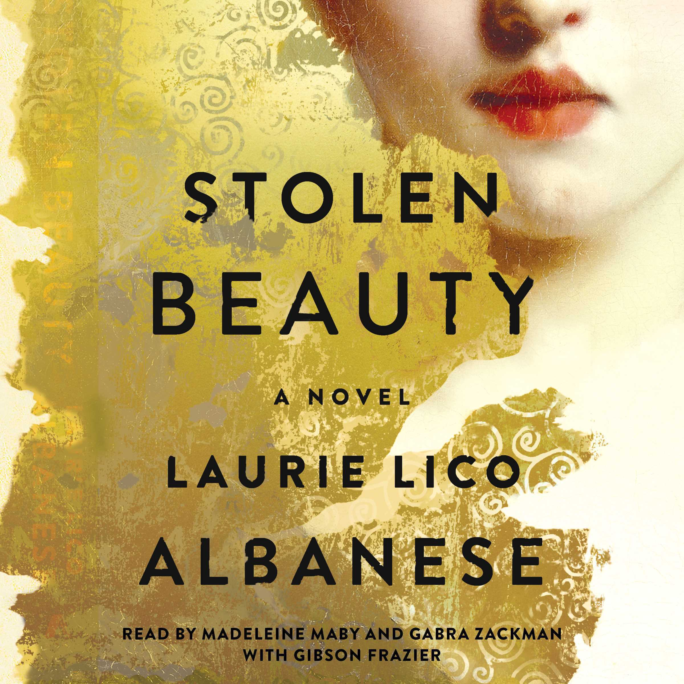 Printable Stolen Beauty: A Novel Audiobook Cover Art