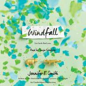 Windfall, by Jennifer E. Smith