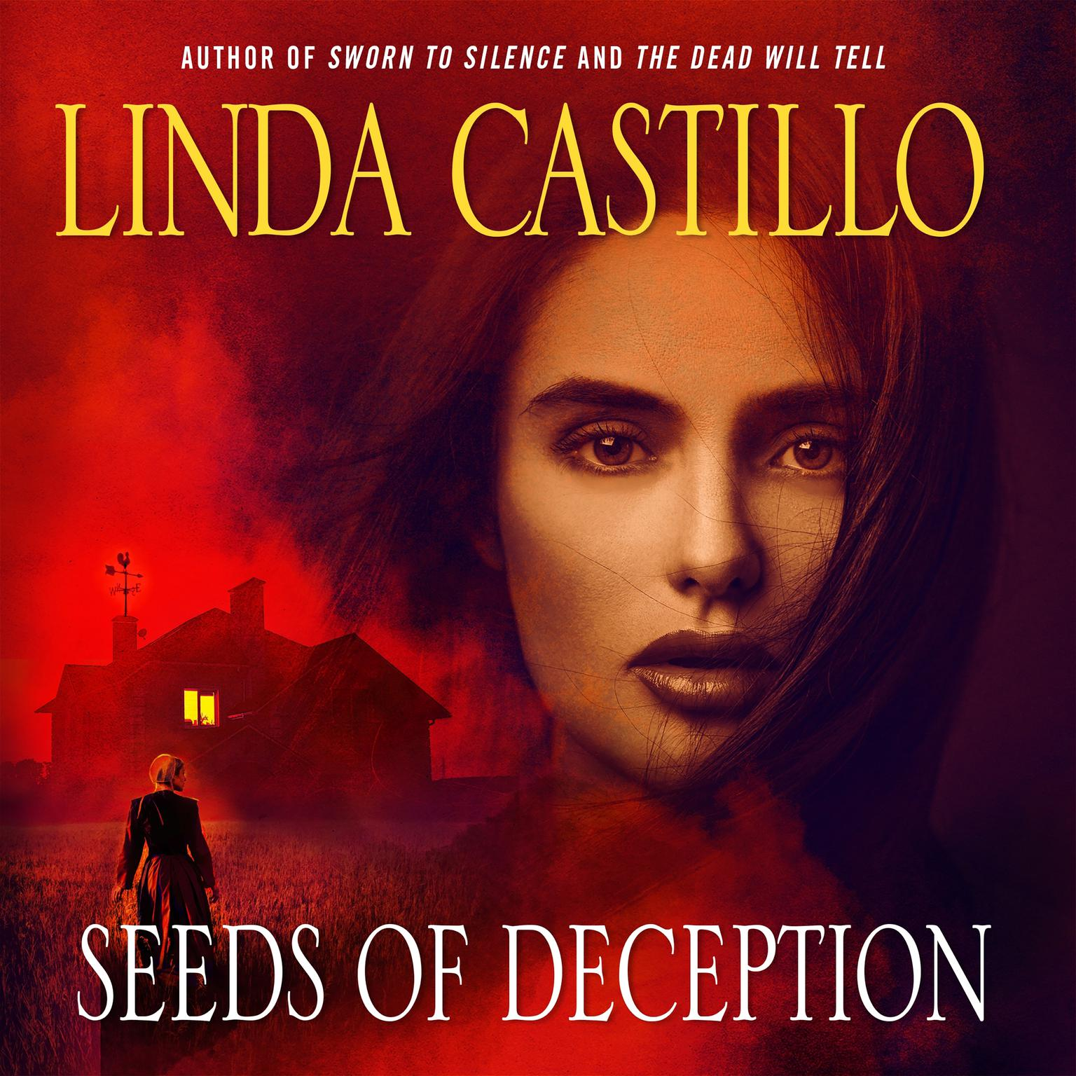 Printable Seeds of Deception: A Kate Burkholder Short Story Audiobook Cover Art