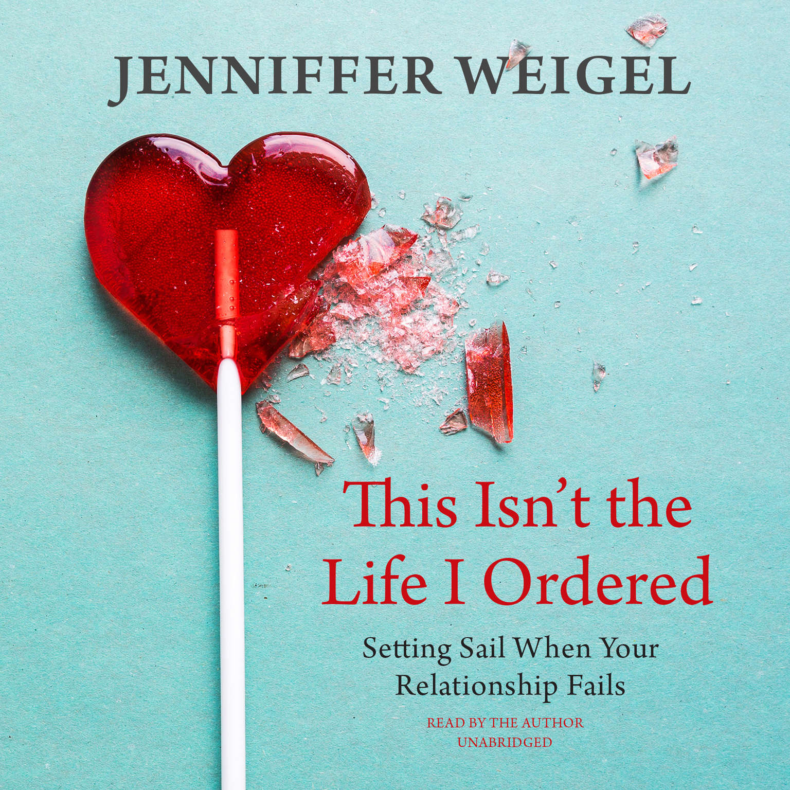 Printable This Isn't the Life I Ordered: Setting Sail When Your Relationship Fails Audiobook Cover Art