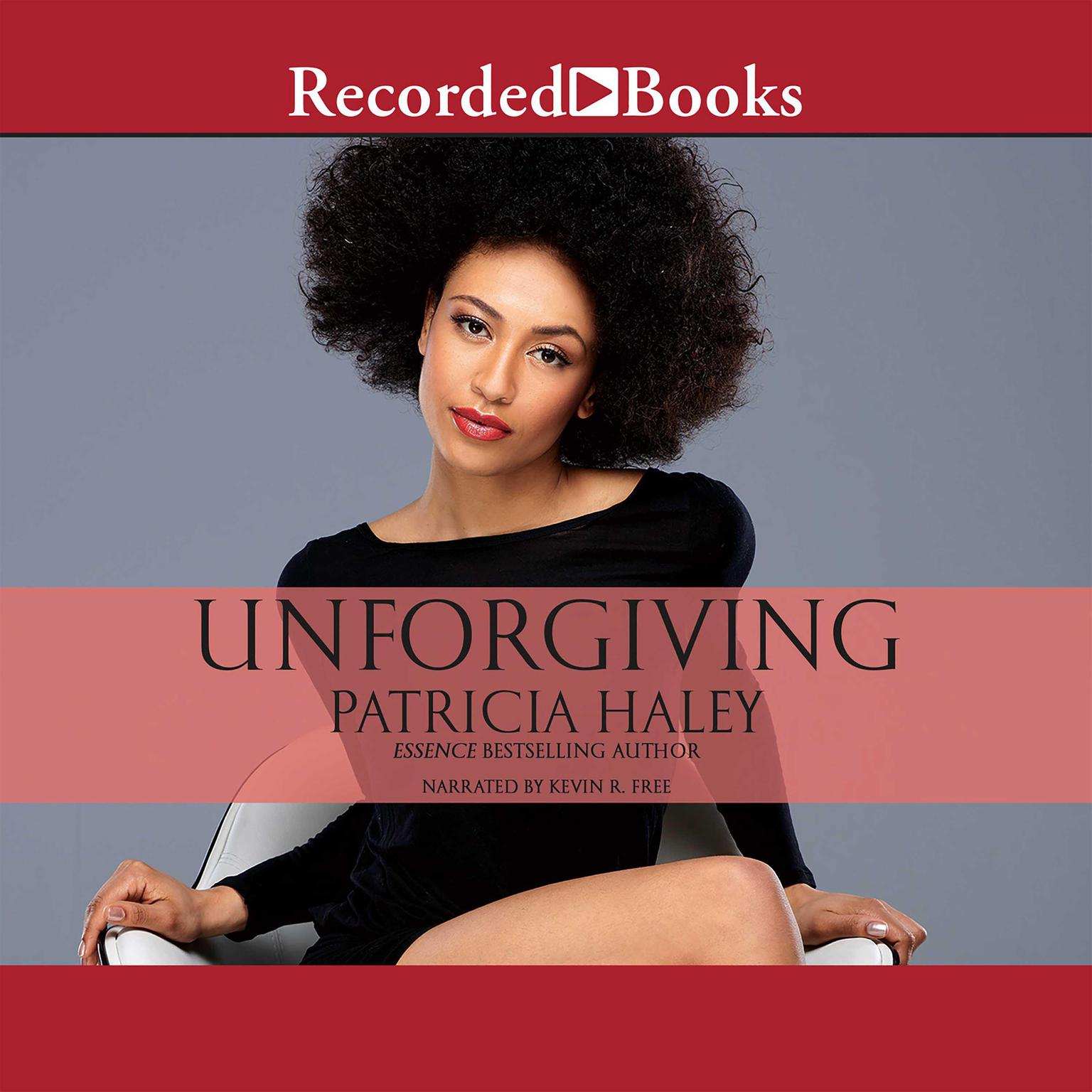 Printable Unforgiving Audiobook Cover Art