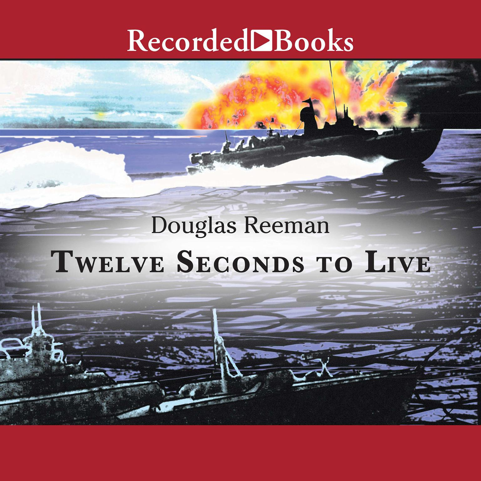 Printable Twelve Seconds To Live Audiobook Cover Art