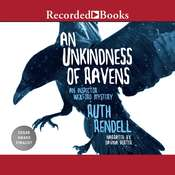 An Unkindness of Ravens, by Ruth Rendell