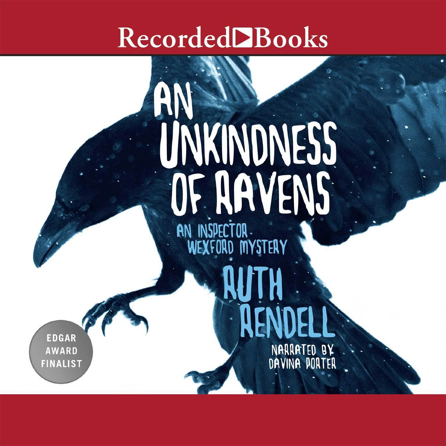 Printable An Unkindness of Ravens Audiobook Cover Art