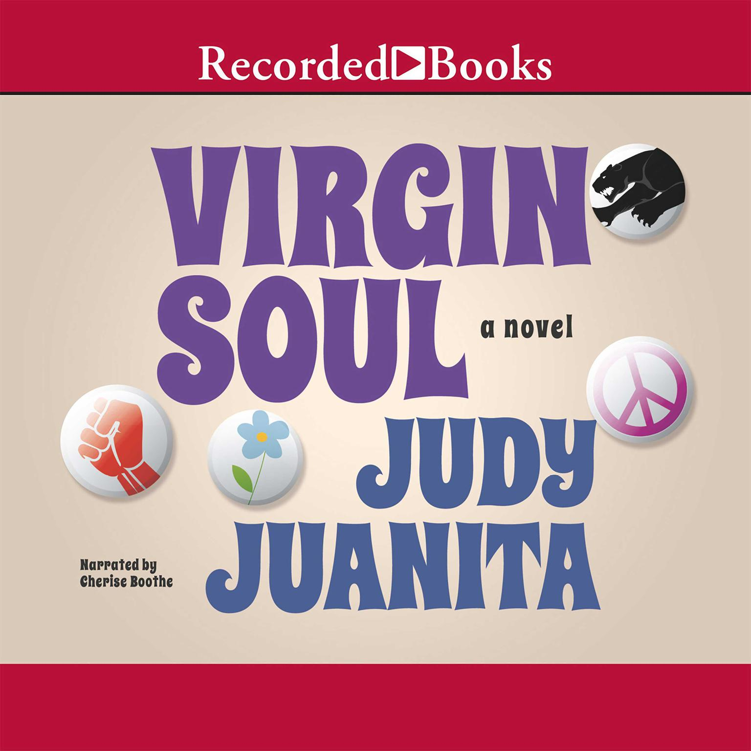 Printable Virgin Soul: A Novel Audiobook Cover Art