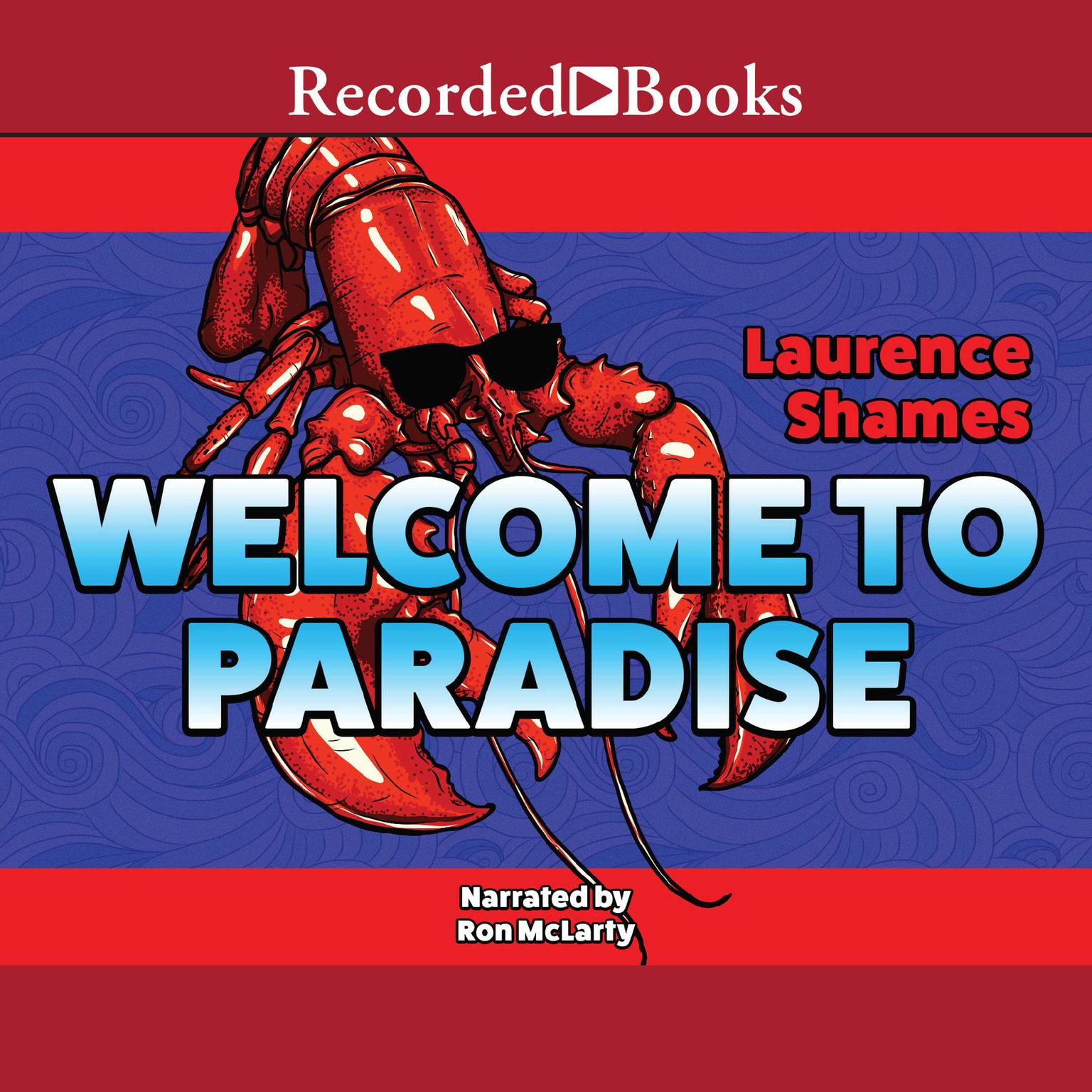 Printable Welcome to Paradise Audiobook Cover Art