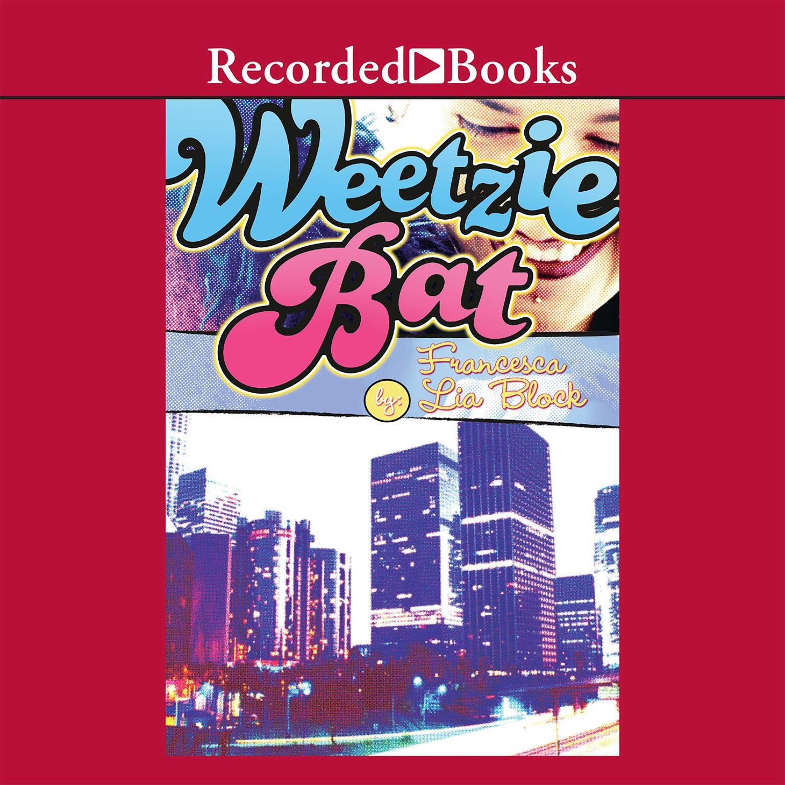 Printable Weetzie Bat Audiobook Cover Art