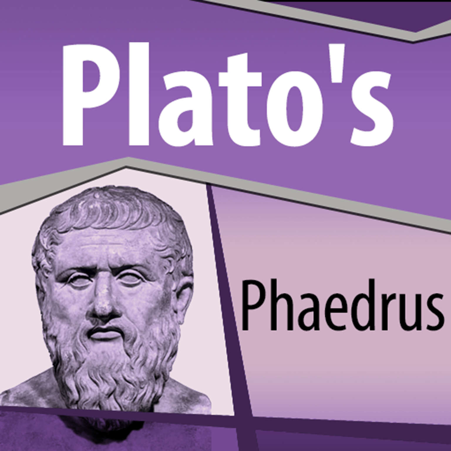 Platos Phaedrus Audiobook, by Plato