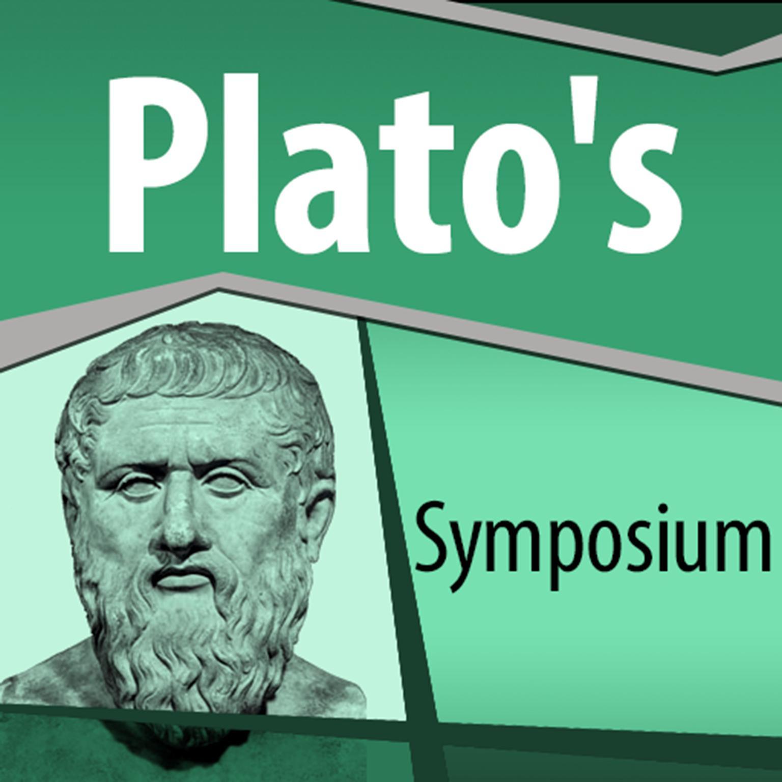Platos Symposium Audiobook, by Plato
