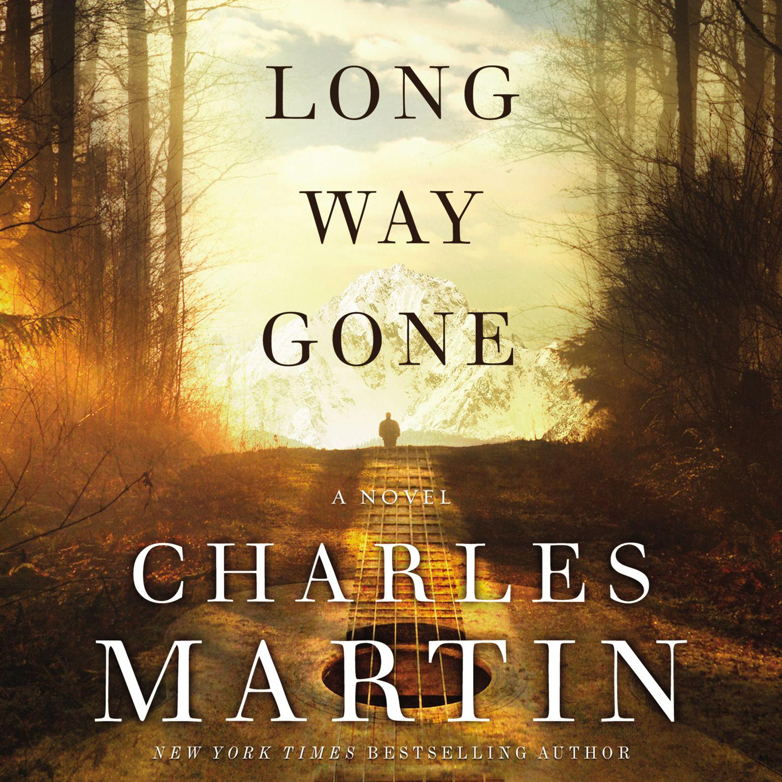 Printable Long Way Gone Audiobook Cover Art