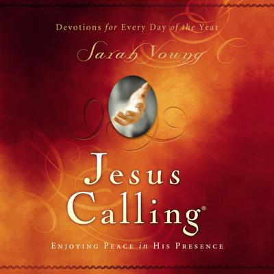 Jesus Calling Updated and Expanded Edition: Enjoying Peace in His Presence Audiobook, by Sarah Young