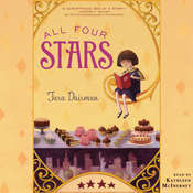 All Four Stars Audiobook, by Tara Dairman