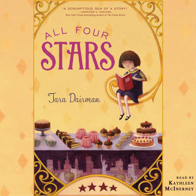 All Four Stars Audiobook, by Tara Dairman
