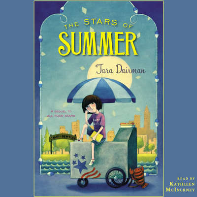 The Stars of Summer: All Four Stars, Book 2 Audiobook, by Tara Dairman