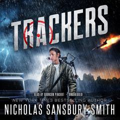 Trackers Audiobook, by Nicholas Sansbury Smith