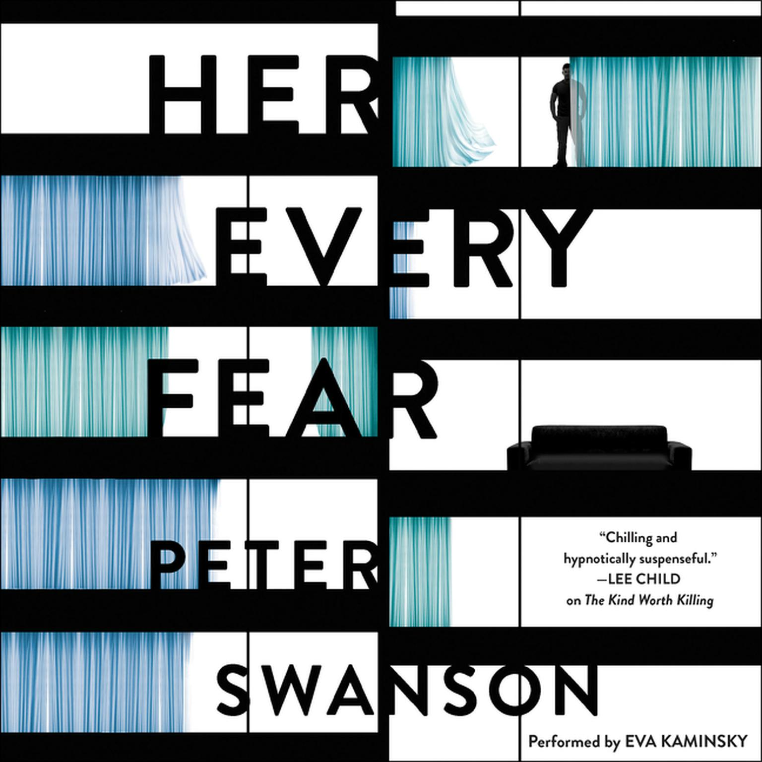 Printable Her Every Fear: A Novel Audiobook Cover Art