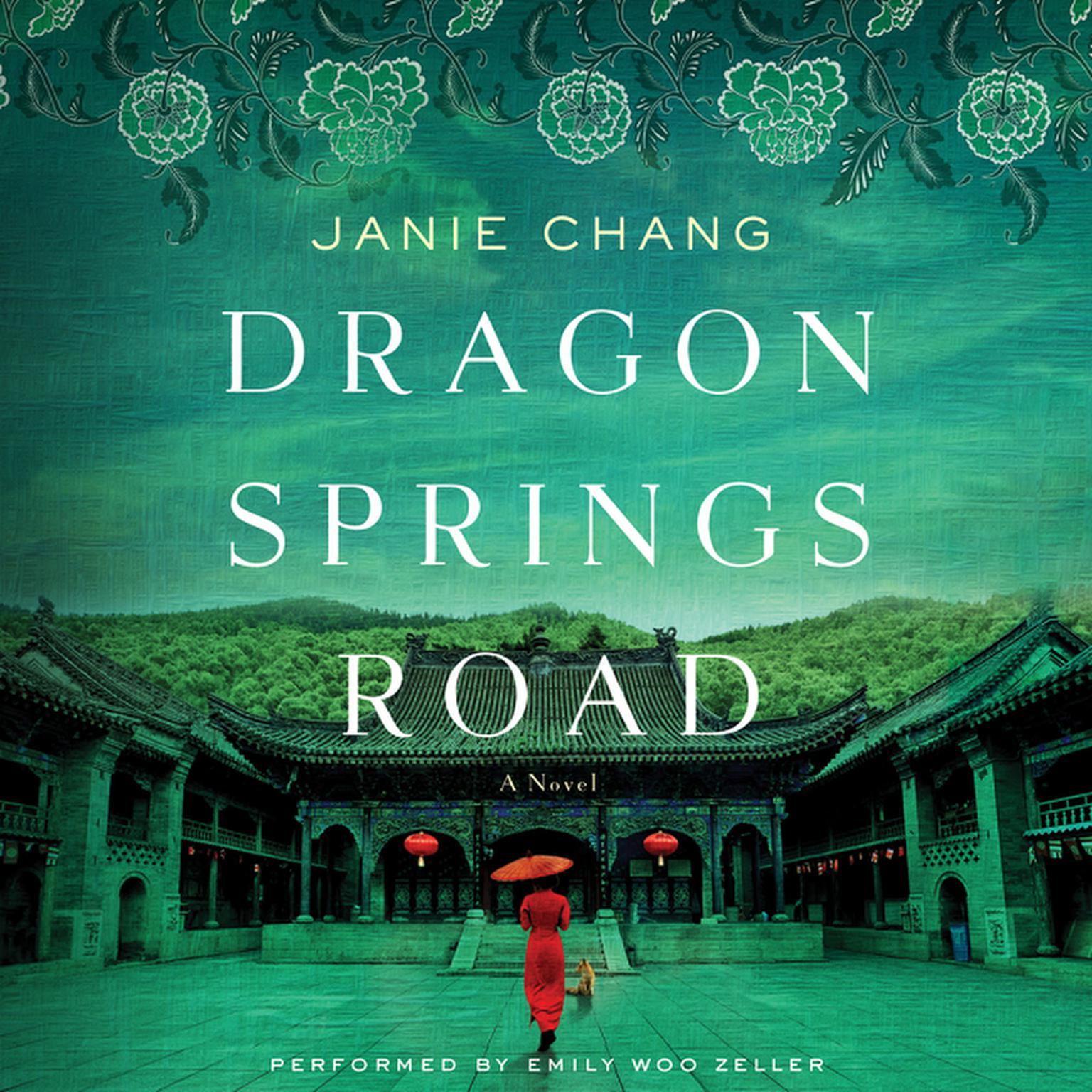Printable Dragon Springs Road: A Novel Audiobook Cover Art