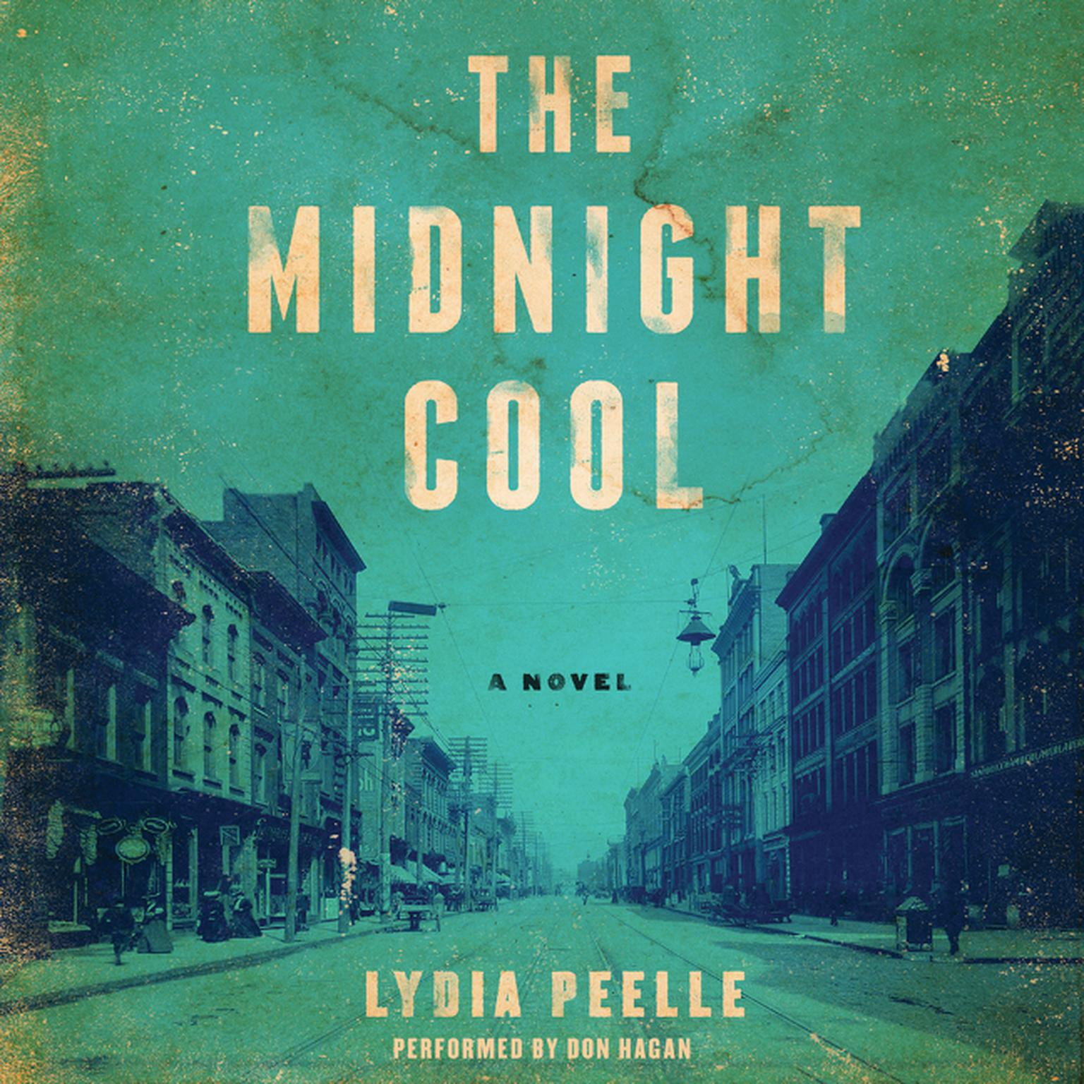 Printable The Midnight Cool: A Novel Audiobook Cover Art