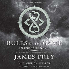 Rules of the Game Audiobook, by James Frey, Nils Johnson-Shelton