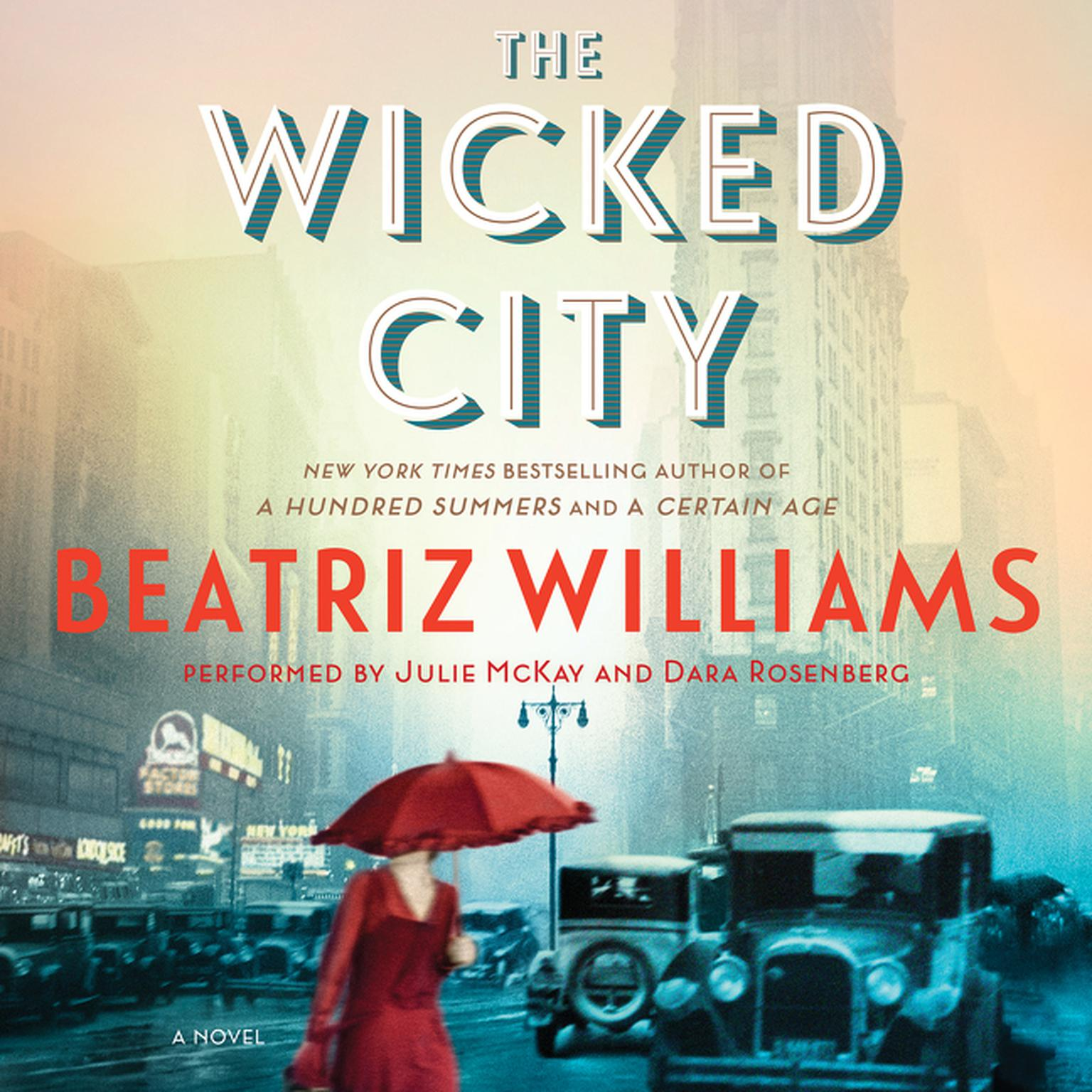 Printable The Wicked City: A Novel Audiobook Cover Art